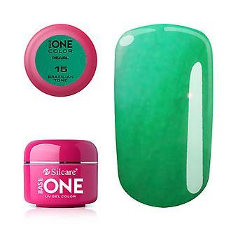 Base one-Pearl-Brazilian tone 5 g UV-gel