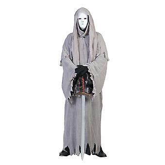 Spirito zombie Halloween Costume uomo non morto