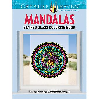 Dover Publications-Creative Haven Mandalas Coloring Book DOV-79602