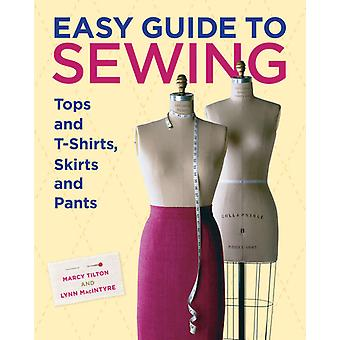Taunton Press Easy Guide To Sewing Ta 50721