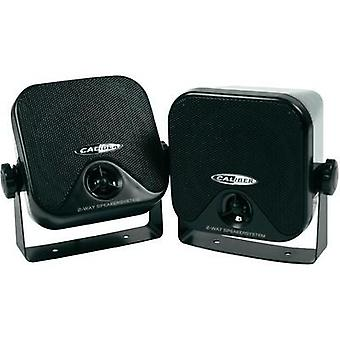 2 way speaker assemby set 80 W Caliber Audio Technology CSB3B