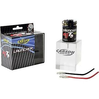Model car brushed motor Carson Modellsport Launcher 32.000 rpm Turns: 12
