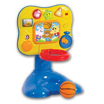 Import Canasta Pie Children Extensible (Kinder , Sport , Basketball)