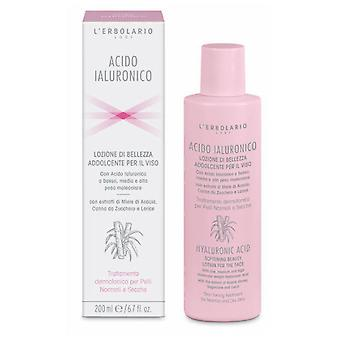 L'Erbolario Hyaluronic Acid Soothing Lotion