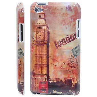 Cover of London (Big Ben) in hard plastic-iPod touch 4