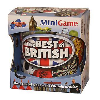 Drummond Park The Best Of British Mini Game