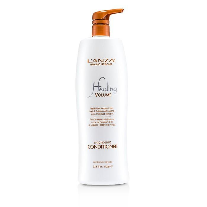 Lanza Healing Volume Thickening Conditioner 1000ml/33.8oz
