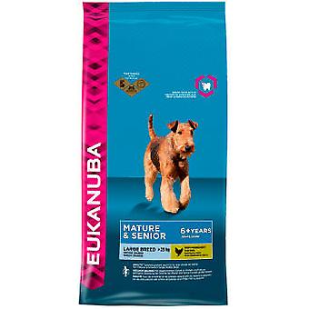 Eukanuba Mature & Senior Lamb and Rice (Dogs , Dog Food , Dry Food)