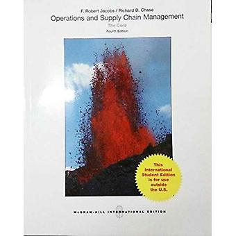 Operations And Supply Chain Management by Jacobs F. Robert Chase Richard B.