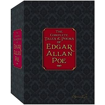 The Complete Tales & Poems of Edgar Allan Poe (Hardcover) by Poe Edgar Allan