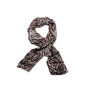 Roberto Cavalli Silk Scarf Patterned Scarf,  White Black  Print Details