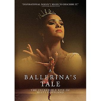 Ballerinas Tale [DVD] USA import