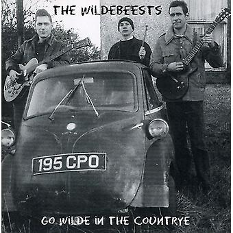 Wildebeasts - Go Wilde [CD] USA import