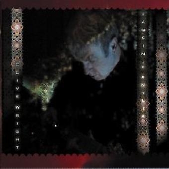 Clive Wright - Taqsim til Antlia [CD] USA import