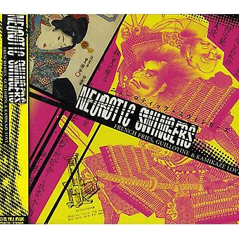 Neurotiske Swingers - pommes frites Guilotine & Kamikaze kærlighed [CD] USA importerer