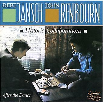 Jansch/Renbourn - efter Dance [CD] USA import