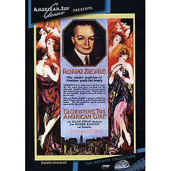 Glorifying the American Girl (1929) [DVD] USA import