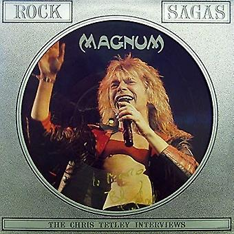 Magnum - 80 's Interview billeddisk [Vinyl] USA import