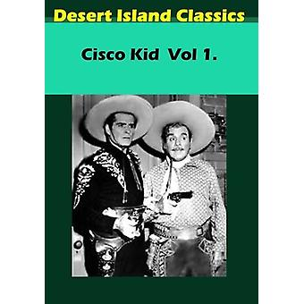Cisco Kid 1 [DVD] USA importeren