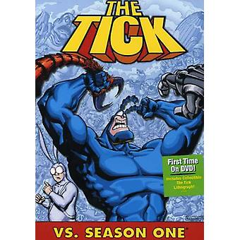 Tick [DVD] USA import