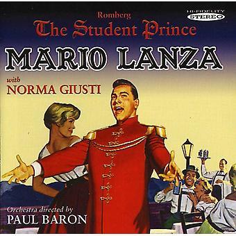 Mario Lanza - Student Prince [CD] USA import