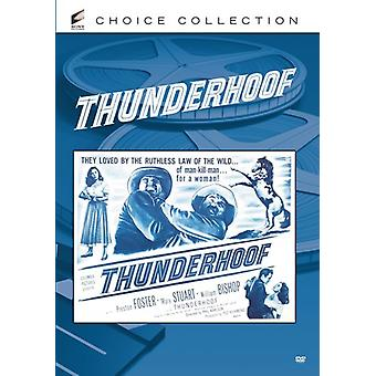 Thunderhoof [DVD] USA import
