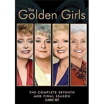Golden piger: Komplet syvende sæson [DVD] USA importerer