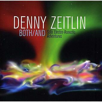 Denny Zeitlin - både / og [CD] USA import