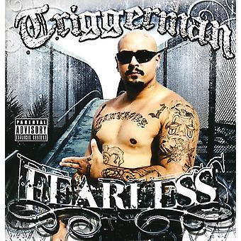 Triggerman - frygtløs [CD] USA importerer