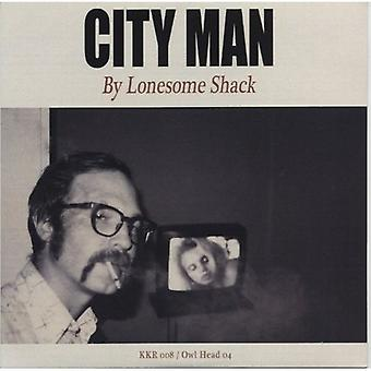 Lonesome Shack - byen mand [CD] USA import