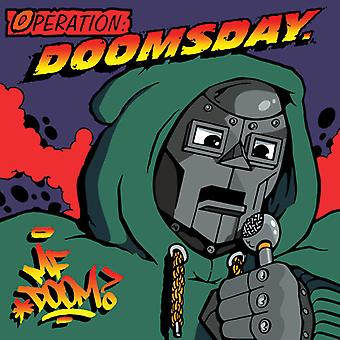 MF Doom - Operation: Dommedag [Vinyl] USA import