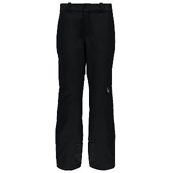 Spyder lifestyle athletic fit ladies ski pants Black XL S