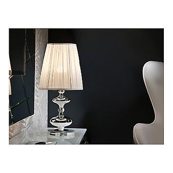 Schuller Schuller Oliver Chrome Plated Table Lamp