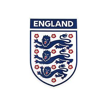 England FA bil Magnet Med