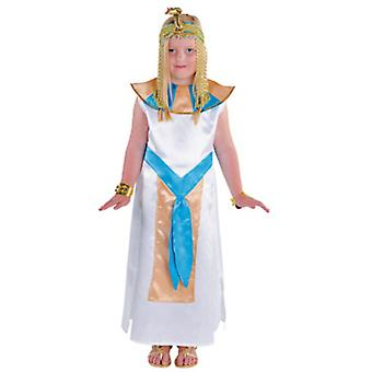 Børns kostumer Cleopatra egyptiske dress barn