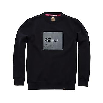 Alpha industries sweater label