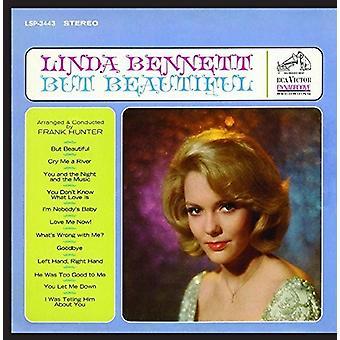 Linda Bennett - men vacker [CD] USA import