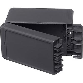 Wall-mount enclosure, Build-in casing 80 x 151 x 90 Acrylonitrile butadiene styrene