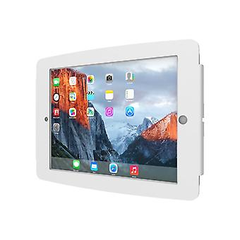 Compulocks iPad Secure Space Enclosure Wall Mount White-mounting kit (anti-stöldhölje, removable protection for Home button, booth