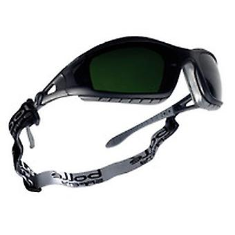 Bolle TRACWPCC5 Tracker Glasses (Welding) Anti-Scratch & Fog Lens
