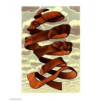 Rind Poster Print by MC Escher (22 x 26)
