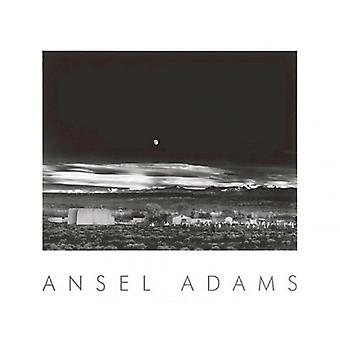 Moonrise Poster Print by Ansel Adams (30 x 24)