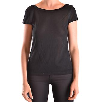 Escada ladies MCBI415002O black viscose T-Shirt
