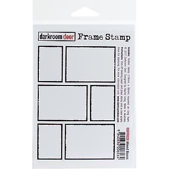 Darkroom Door Cling Stamp 4.5