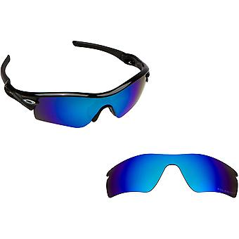 Best SEEK Polarized Replacement Lenses for Oakley RADAR PATH Blue Mirror