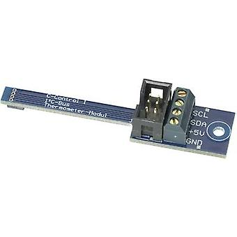 C-Control Temperature sensor 198298 I²C Compatible with: C-Contr