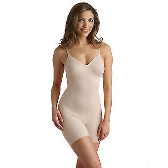 Naomi og Nicole 7340 kvinners Shapewear naken farge i ett legeme