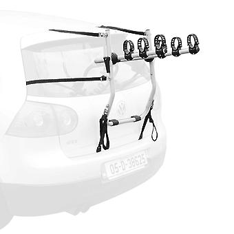 Rear Mounted 3-Bike Carrier Rack for Fiat STILO Multi Wagon 2003-08