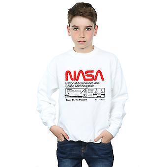 ناسا الأولاد مكوك الفضاء الكلاسيكية البلوز