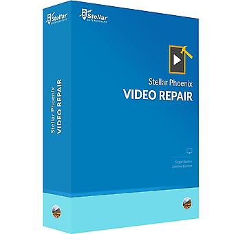 Phoenix estelar Video reparación (Mac)